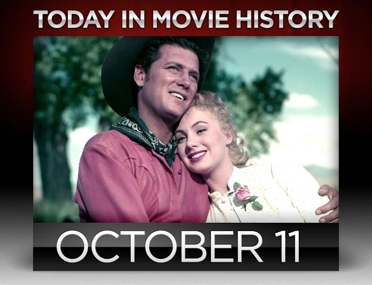 today in movie history, october 11