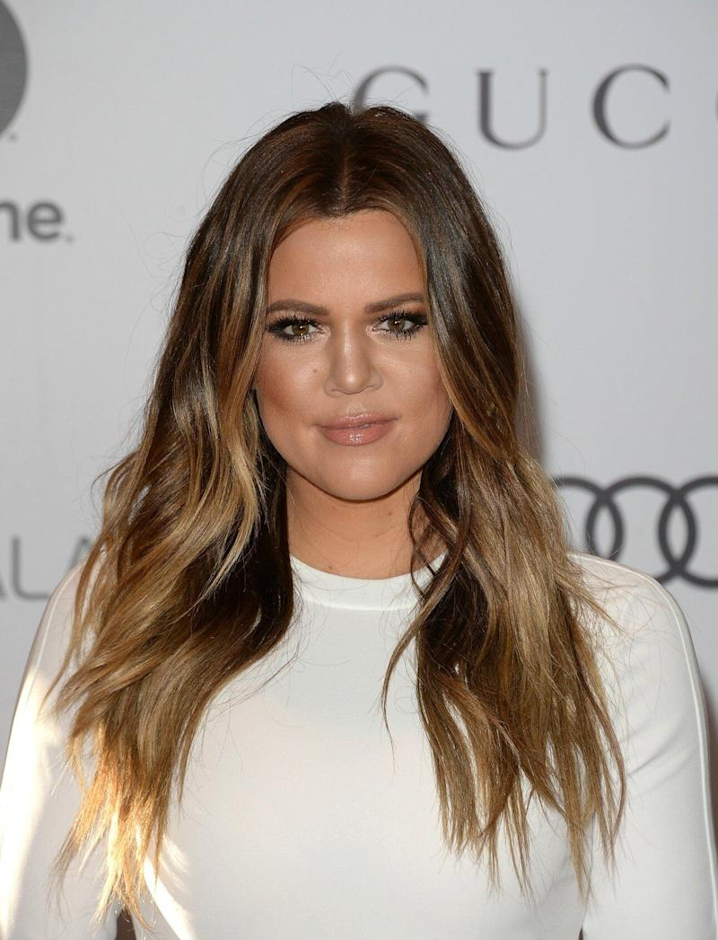 Khloe has changed dramatically over the years. Photo: Getty Images