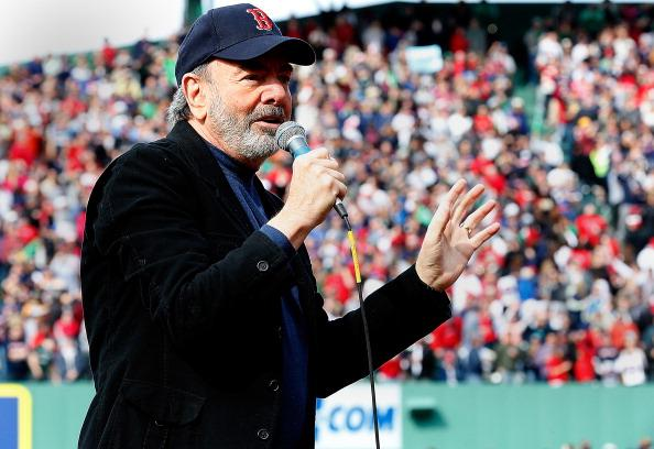 So Good, So Good, So Good! Neil Diamond Surprises Fenway Park With Live 'Sweet Caroline'