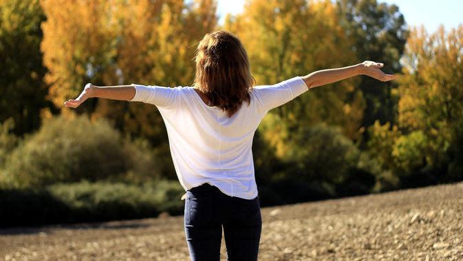 Ilustrasi semangat, motivasi. (Sumber: Pixabay)