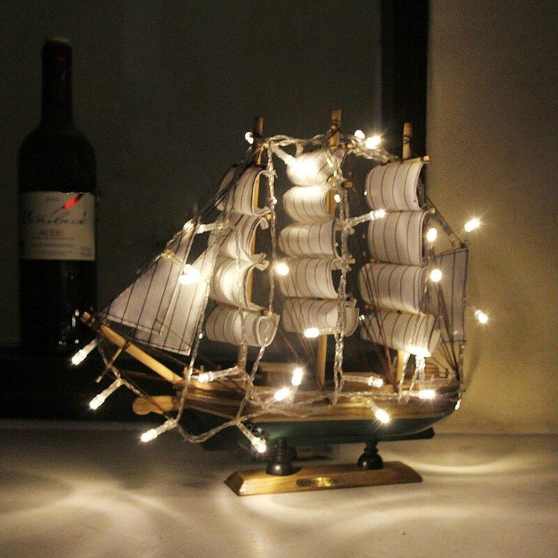 Battery Operated String Light. Image via Wayfair.