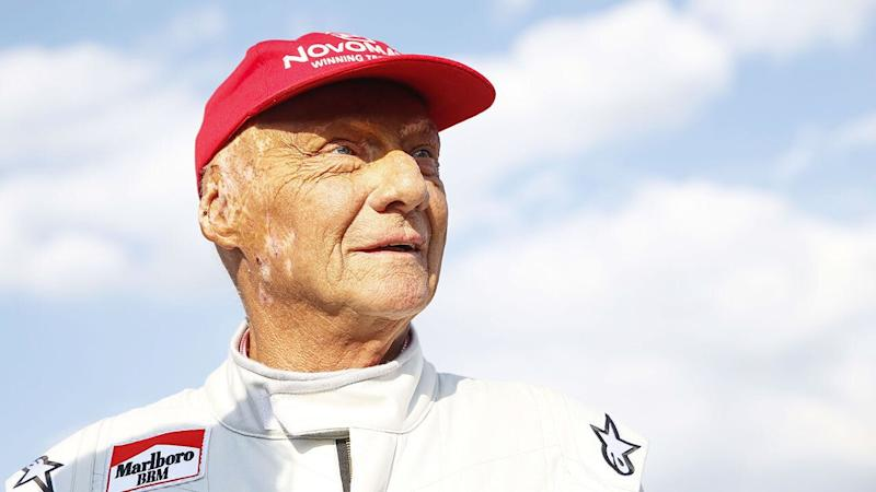 Lauda's death has rocked Formula One. Pic: Getty