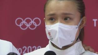 香港女子重劍隊團體賽最終排名第七