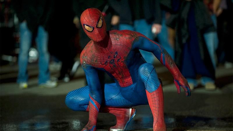 Comic-Con: Jamie Foxx is Electro in 'The Amazing Spider-Man 2′ Teaser (WATCH)