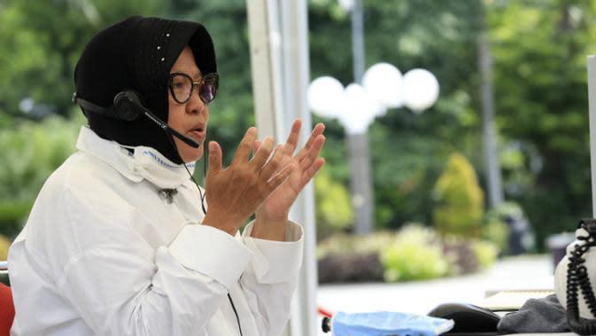 Bawaslu Perbolehkan Foto Risma Dipasang di APK Pilkada Surabaya