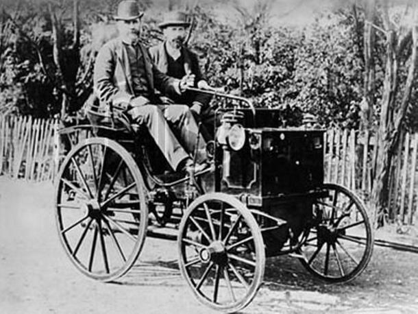 June 13: The first true auto race takes two days to complete in 1895