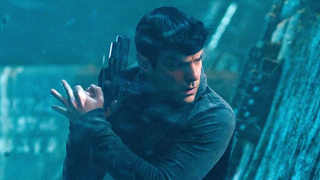 Spock gets more in touch with his human side in 'Star Trek' sequel