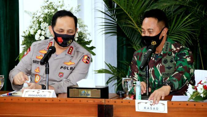 Wakapolri: Jadikan Masker Gaya Hidup untuk Cegah Covid-19