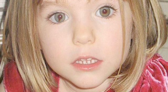 Maddie was taken when she was three-years-old. Photo: Yahoo7