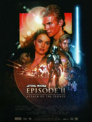 Lucasfilm bins plans for 3D Star Wars prequels