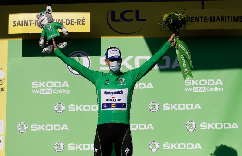 Cycling: Bennett raises flag for Irish home town three decades after Kelly