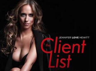 Jennifer Love Hewitt Bares (Almost) All for Lifetime's 'The Client List'