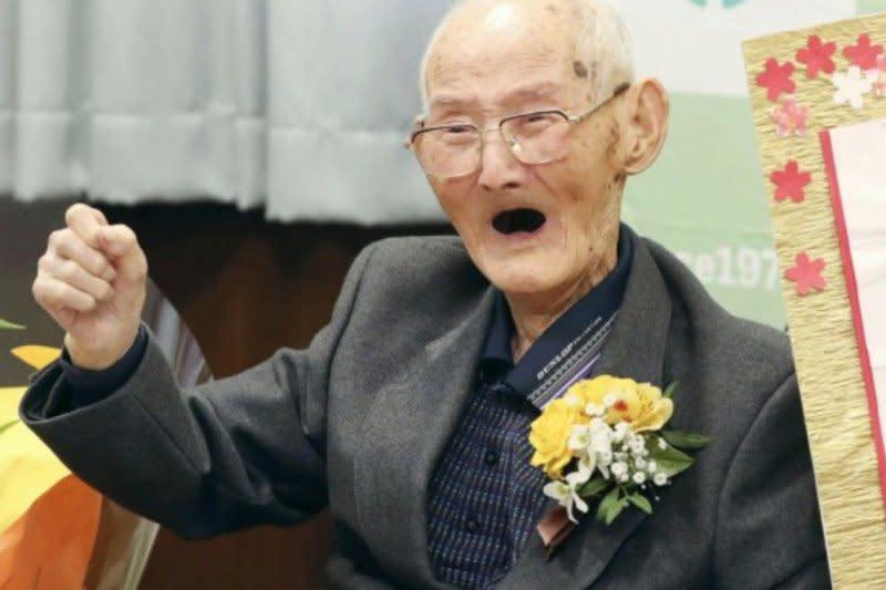 Manusia tertua di dunia meninggal dunia di usia 112 tahun