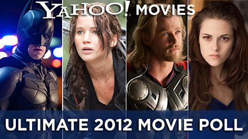 2012 Ultimate Movie Poll Results: Sparkling vampires & sure-eyed archers rule