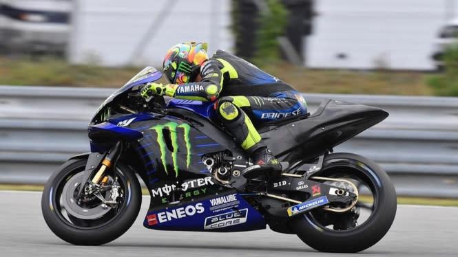 Rossi Cerita Keanehan MotoGP 2020