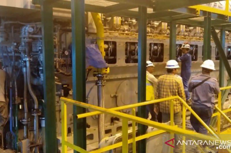 PLN Papua resmi operasikan tiga pembangkit tenaga mesin gas