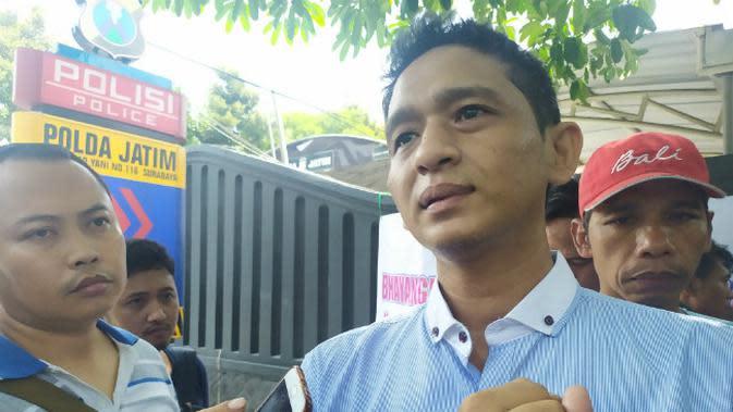 Salah satu juru bicara member pro MeMiles, Iksan. (Foto: Liputan6.com/Dian Kurniawan)