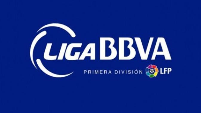 Ilustrasi logo La Liga Spanyol