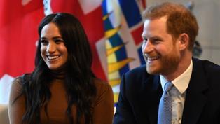 哈利王子和梅根:他們的錢從哪裏來?