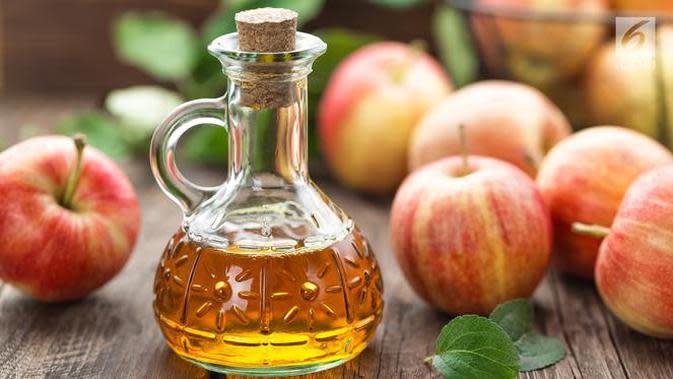 Ilustrasi cuka apel (Foto: iStockphoto)