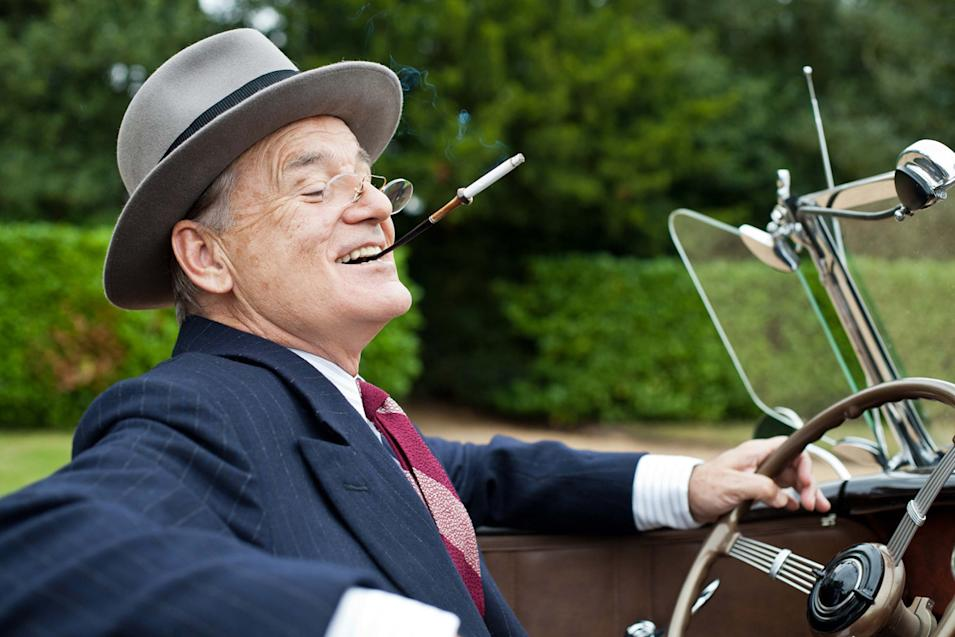 "Bill Murray, ""Hyde Park on Hudson"""