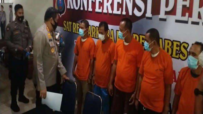 Pesta Narkoba di Medan, 3 Oknum Pejabat Pemkab Aceh Tenggara Ditangkap