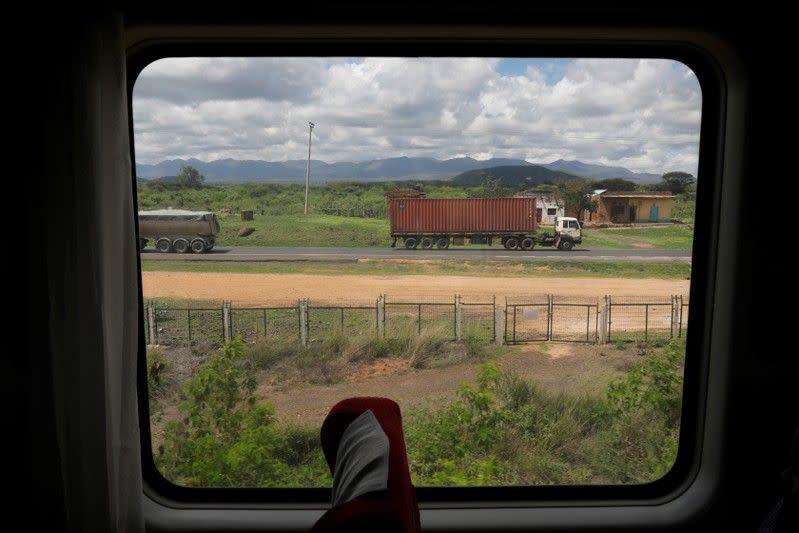 Pengusaha: Kenya paksa importir gunakan jalur kereta api baru China yang mahal