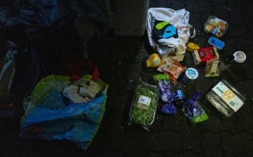 Government data show that 11 million tonnes of food are dumped annually in Germany