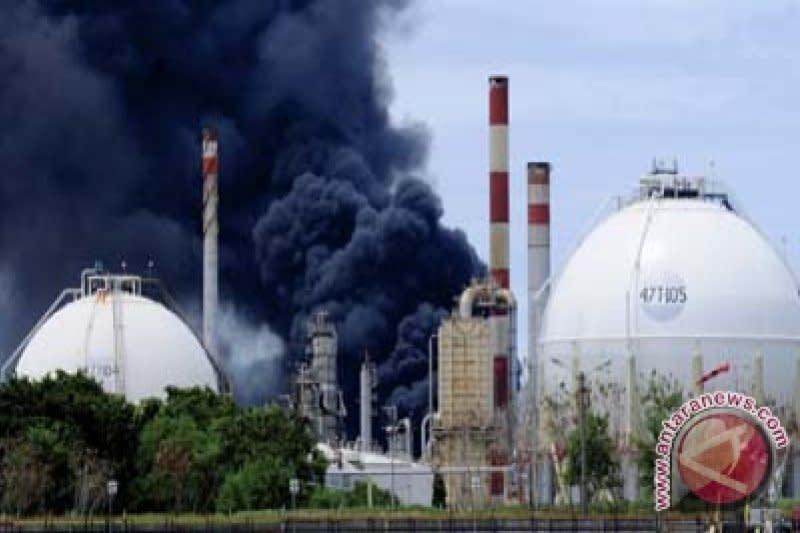 CPP Gas Gundih muncul percikan api, Pertamina lakukan evakuasi