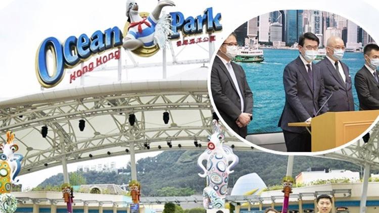 你贊成政府注資54億,讓海洋公園繼續營運嗎?