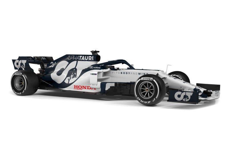 Alpha Tauri pamerkan mobil baru mereka untuk F1 2020