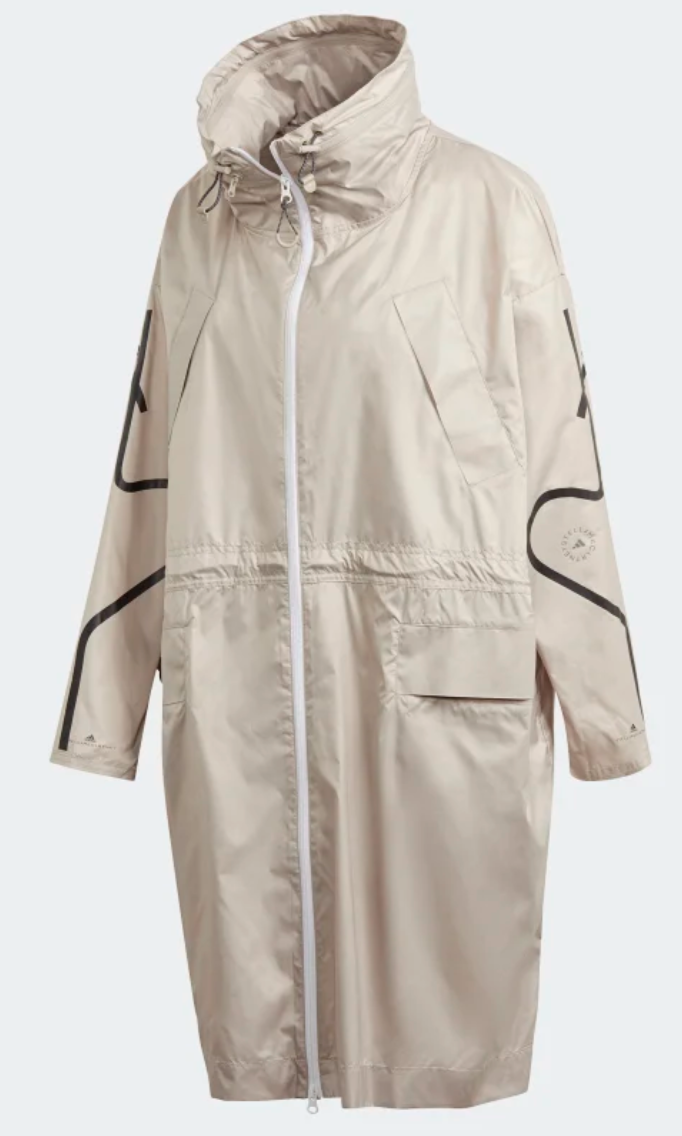 adidas by Stella McCartney Lightweight WIND.RDY Parka