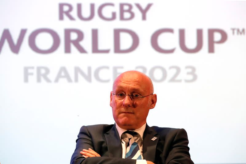 Laporte re-elected president of French Rugby