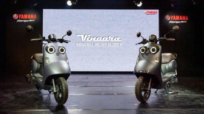 Lucunya Motor Baru Yamaha, Mirip Minion