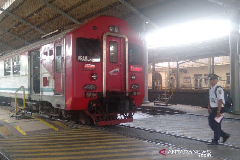 Stasiun Solobapalan mulai buka pemesanan tiket KA Lebaran
