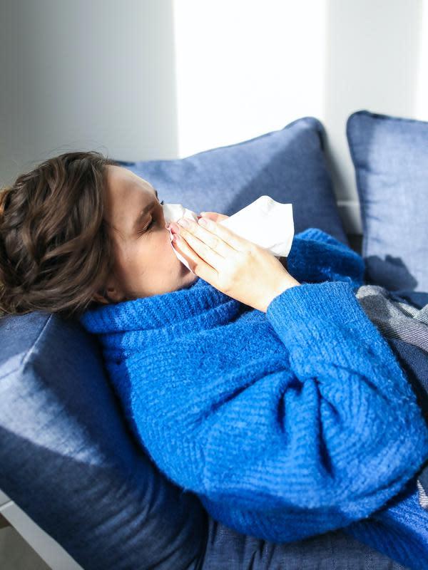 Ilustrasi flu | Polina Tankilevitch dari Pexels