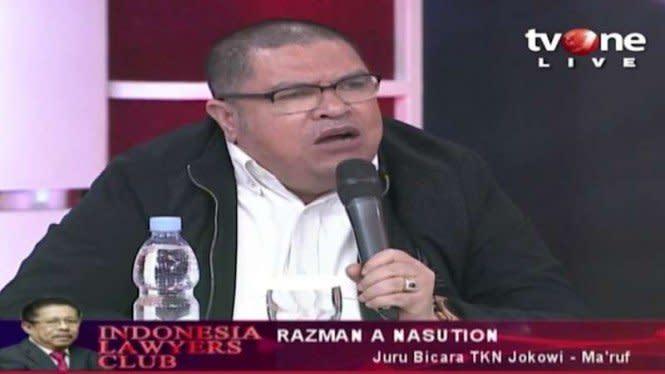 Razman Nasution Duga Kebakaran di Kejaksaan Agung Terkait Kasus Besar