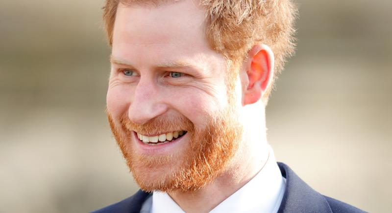 """Prince Harry is to follow in his mum Princess Diana's footsteps and be styled """"Harry, Duke of Sussex"""" [Image: Getty]"""