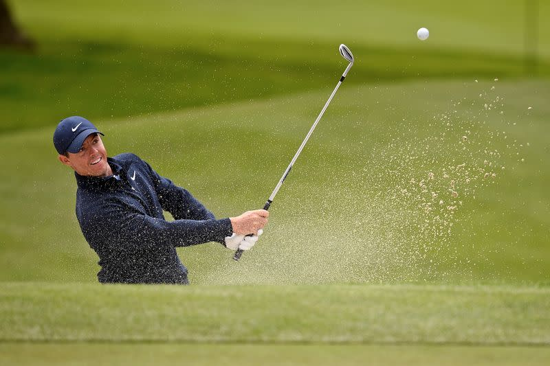 McIlroy trying to slow down even as golf speeds up