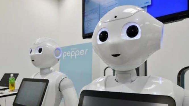 Investor Grab Ciptakan Robot untuk Cegah Penularan COVID-19