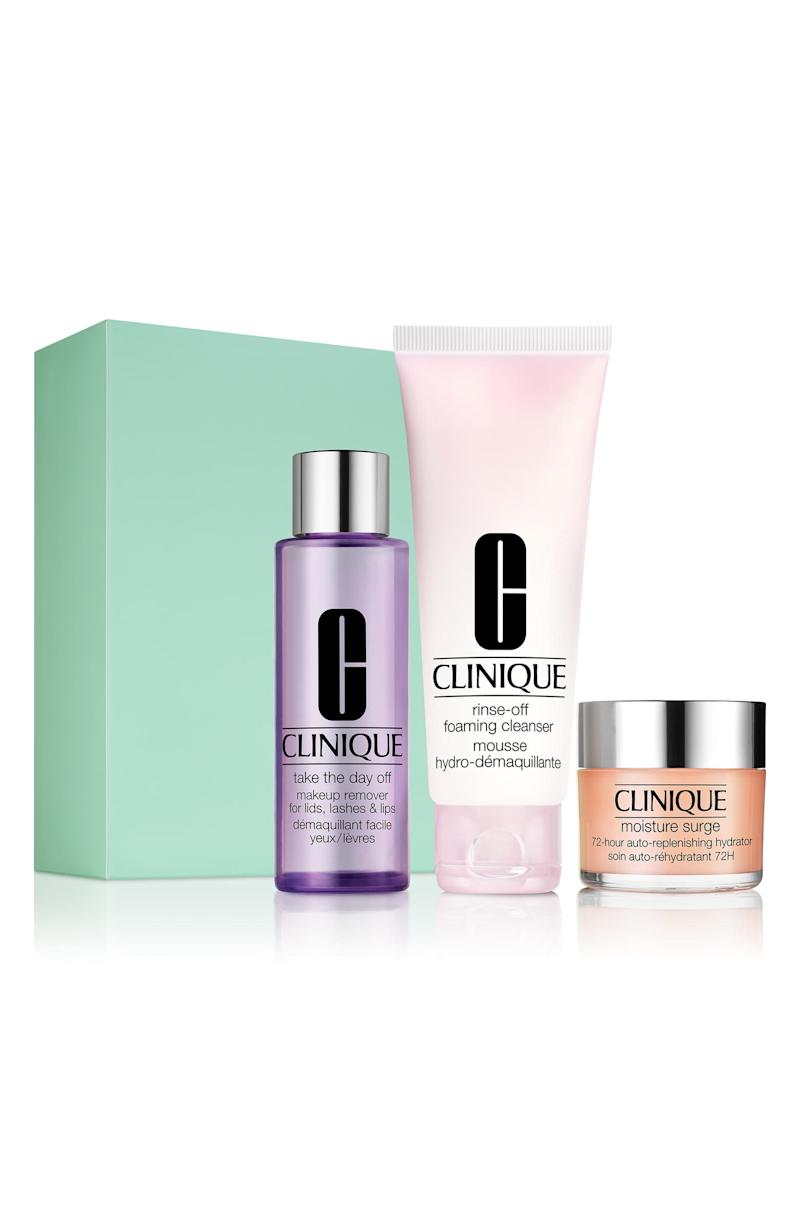 Clinique Deluxe Size Super Skin Care Set