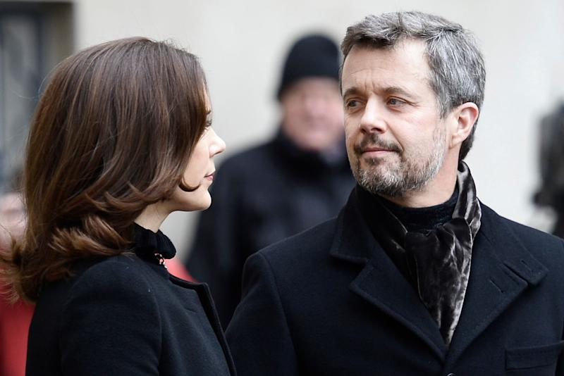 Divorce rumours swirl for Princess Mary and Frederik