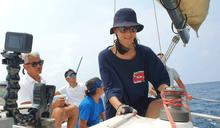 鍾瑶趁空檔考取帆船執照 連他都驚訝:確定嗎?
