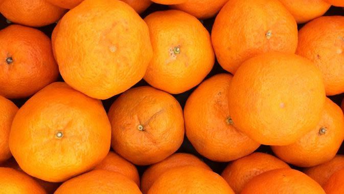 Ilustrasi buah jeruk. Sumber: Unsplash