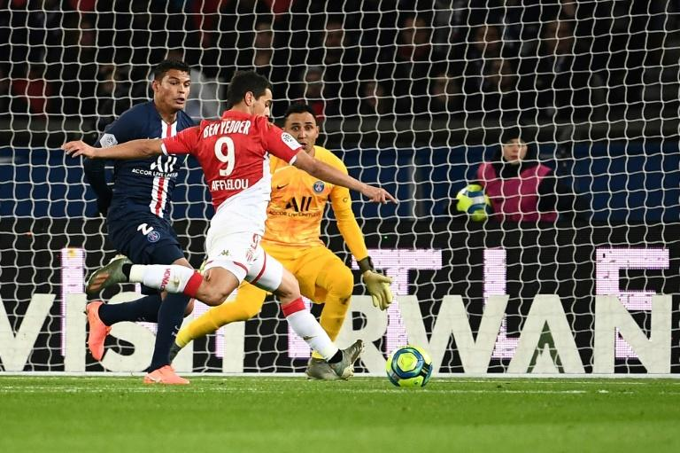 Wissam Ben Yedder is the leading scorer in France this season with 14 goals