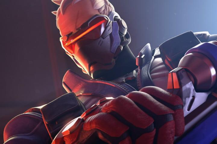 soldier 76 image Overwatch