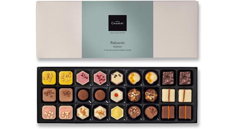 Hotel Chocolate The Patisserie Sleekster