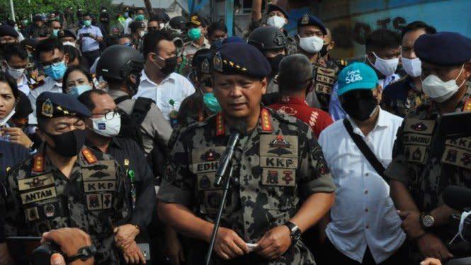Menteri Edhy Prabowo Dikabarkan Positif Corona