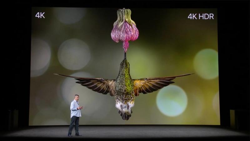 apple tv 4k event announcement hdr