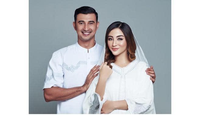 Ali Syakieb dan Margin (Sumber: Instagram/@marginw)